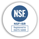 NSF-ISR ISO/TS-16949