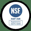 NSF-ISR ISO/TS-16949