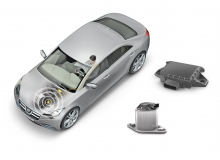 NVH Rubber Bumper Design: A Case Study